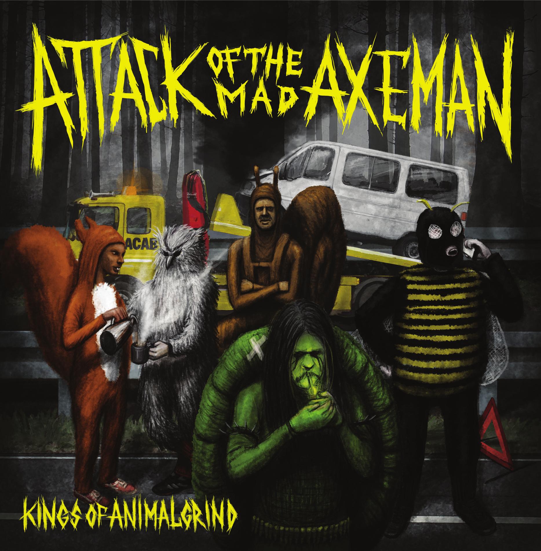 Kings of Animalgrind LP 2017